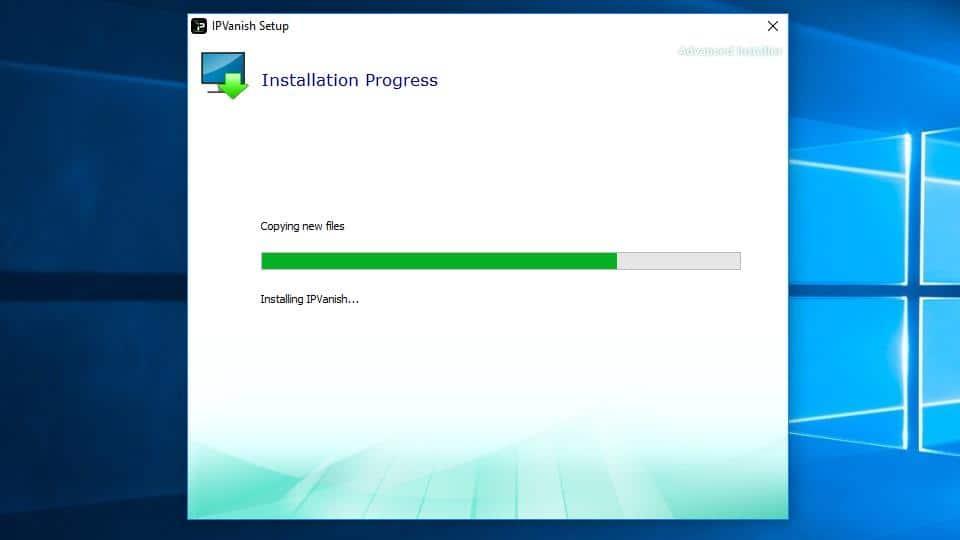 Install IPVanish ChromecastVPN