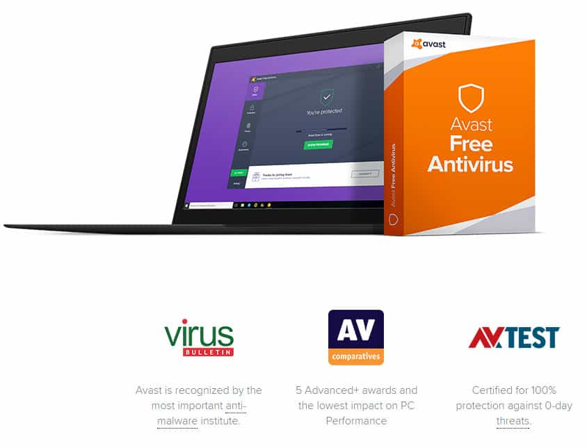 does avast free protect against ransomware