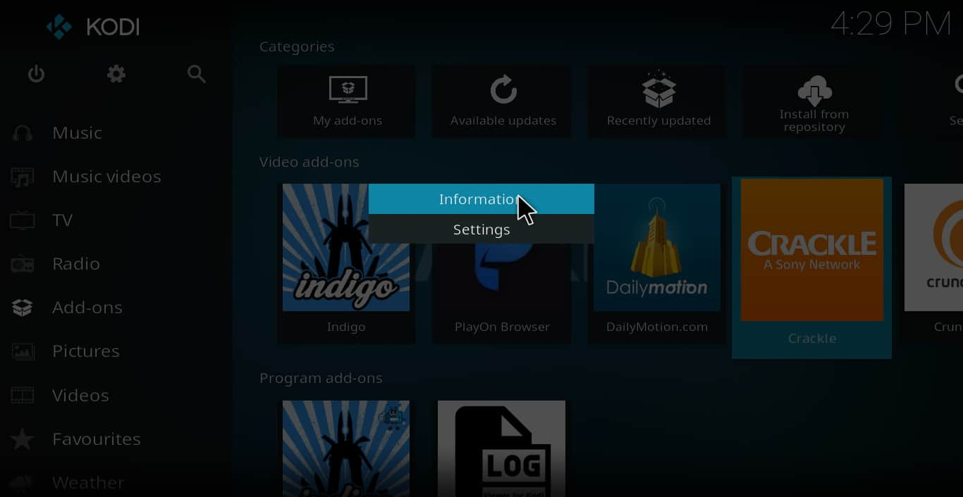 How to view Kodi Log Files and Fix Common Errors | Comparitech