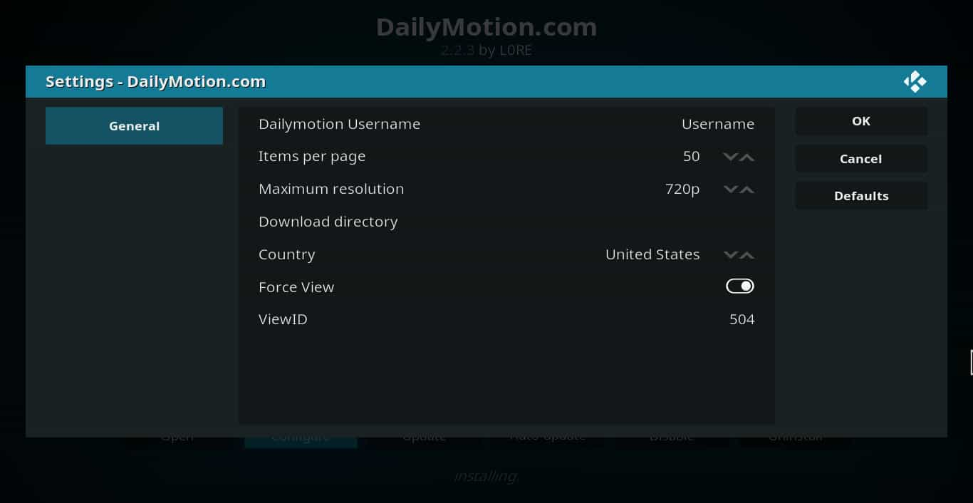Dailymotion Kodi addon: How to install Dailymotion on Kodi | Comparitech