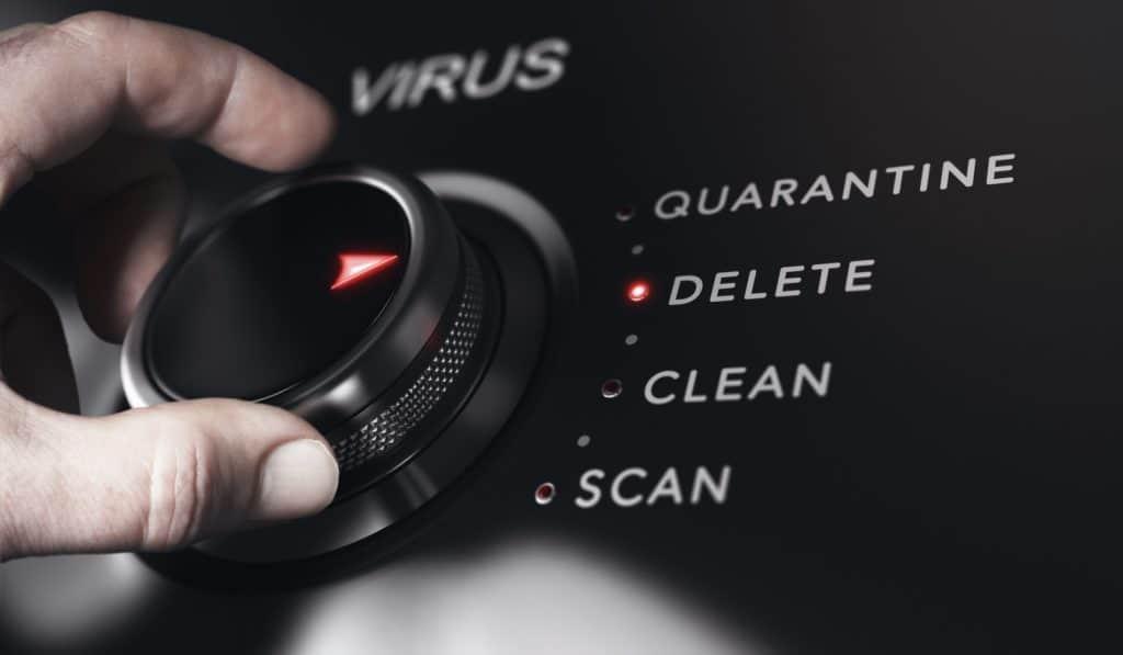 Free virus removal tools