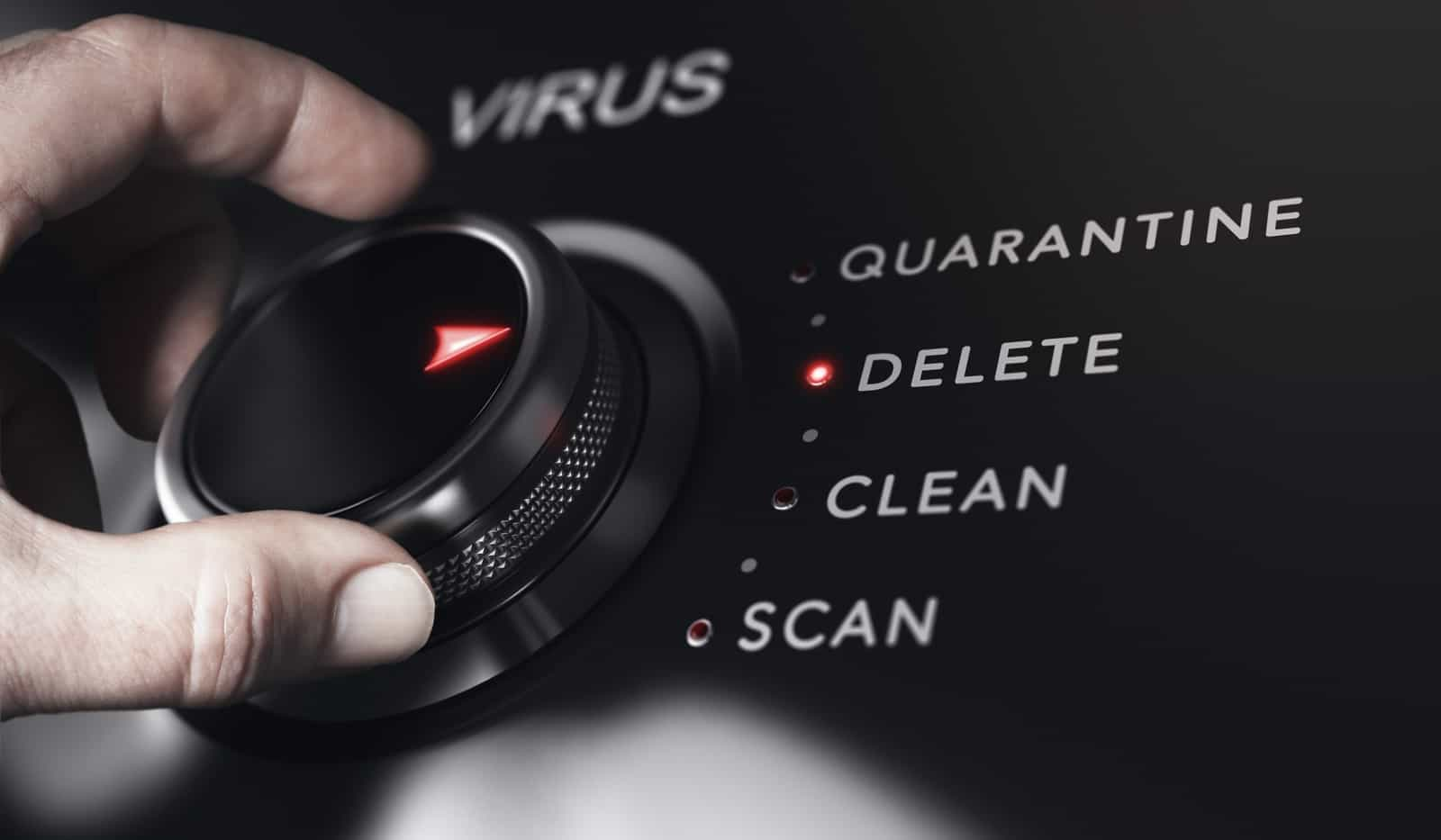 Free virus removal tools