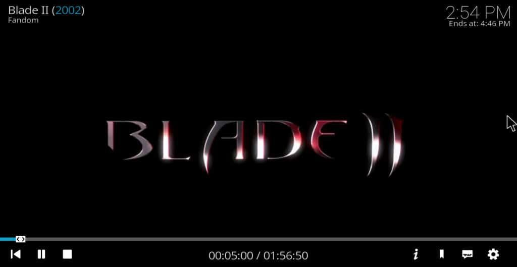 Kodi Blade II