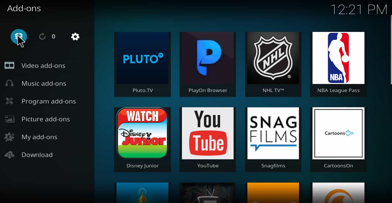 pluto tv apk firestick download