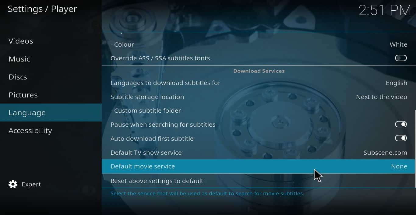 Kodi subtitles: the complete guide on how to install and use them