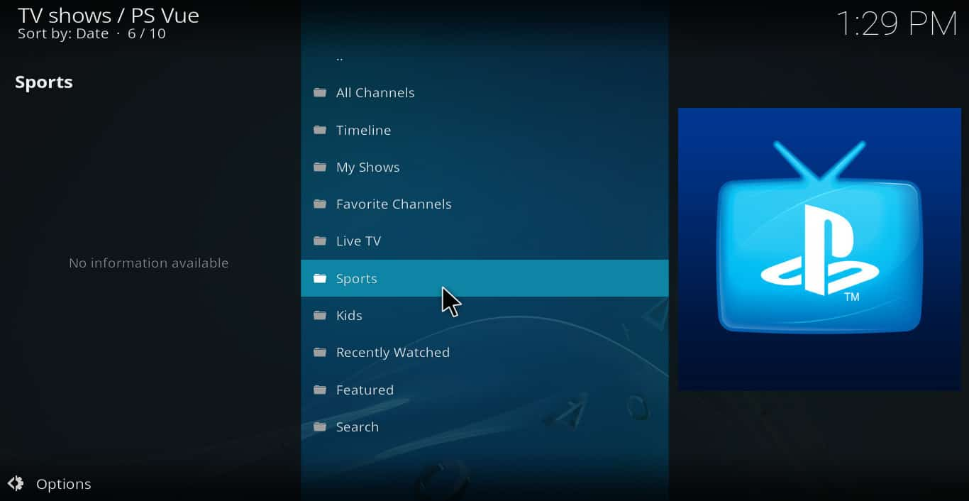 SportsAccess Kodi Addon: Should you use it? What are the