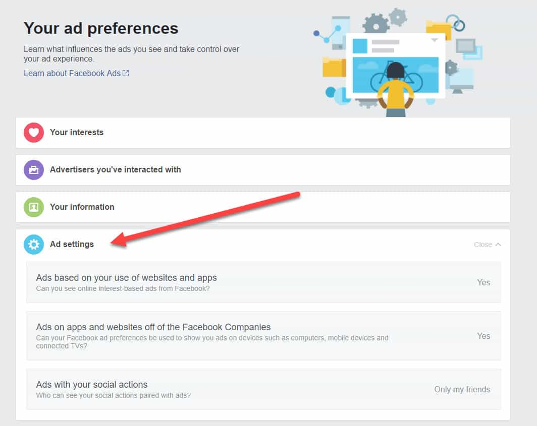 How to opt out of ad tracking from the largest ad networks | Comparitech