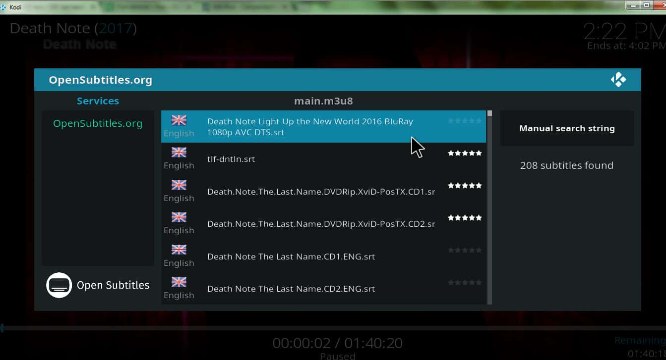 Kodi subtitles: the complete guide on how to install and use