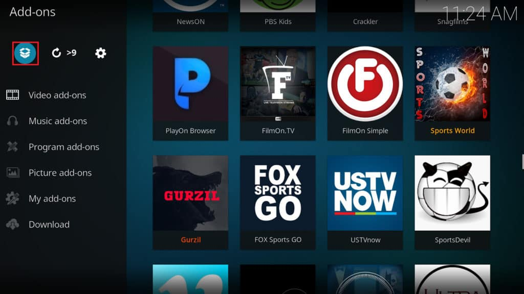 Watch Viewster with Kodi