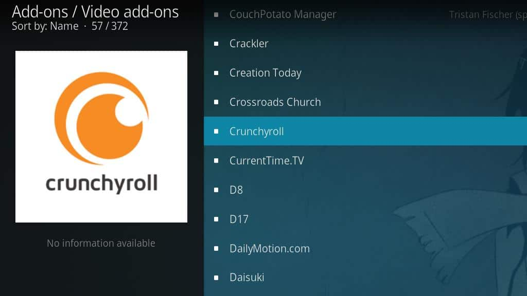 Crunchyroll Kodi Addon: How to Install it and Use it Safely