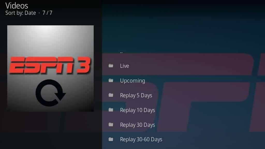 ESPN 3 Kodi Addon: How to watch ESPN on Kodi - Comparitech