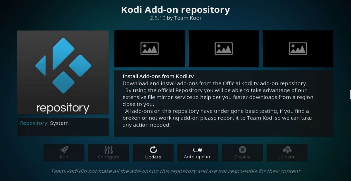 How Many Builds Can You Have On Kodi