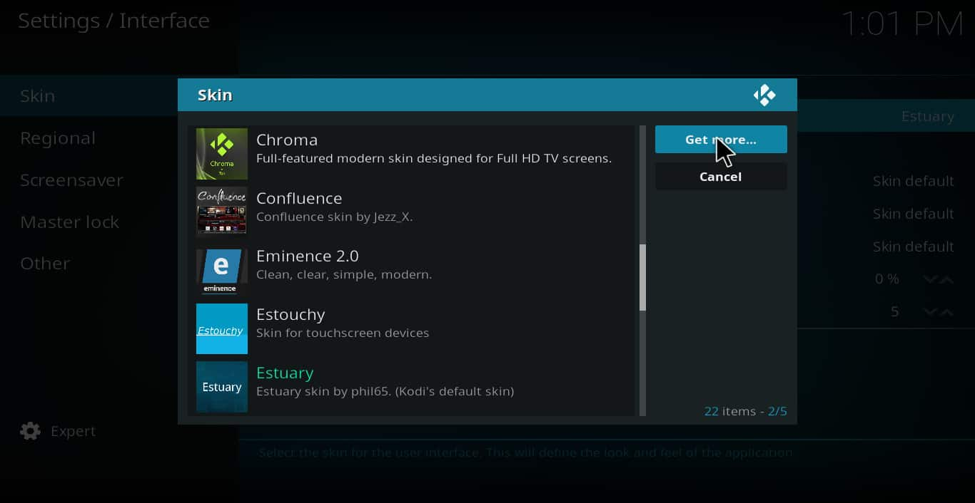 15 Best Kodi Skins for 2018 / 2019 (Aeon Nox and more!) + How to