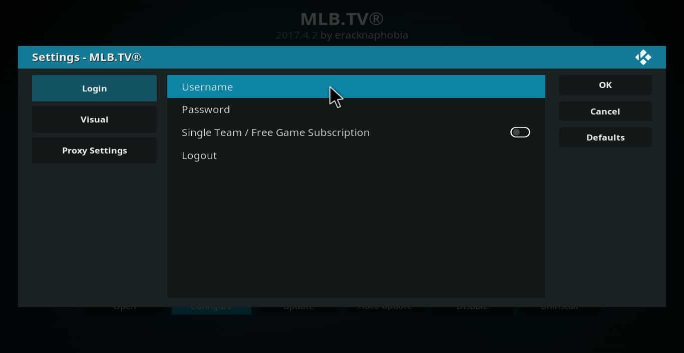 MLB tv Kodi Addon: How to install and use it | Comparitech