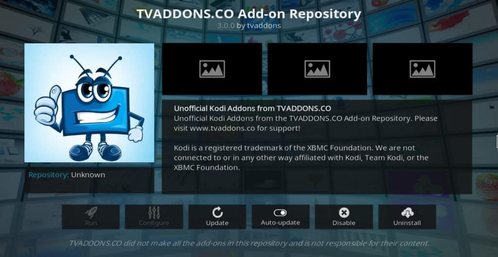 TVAddons repo