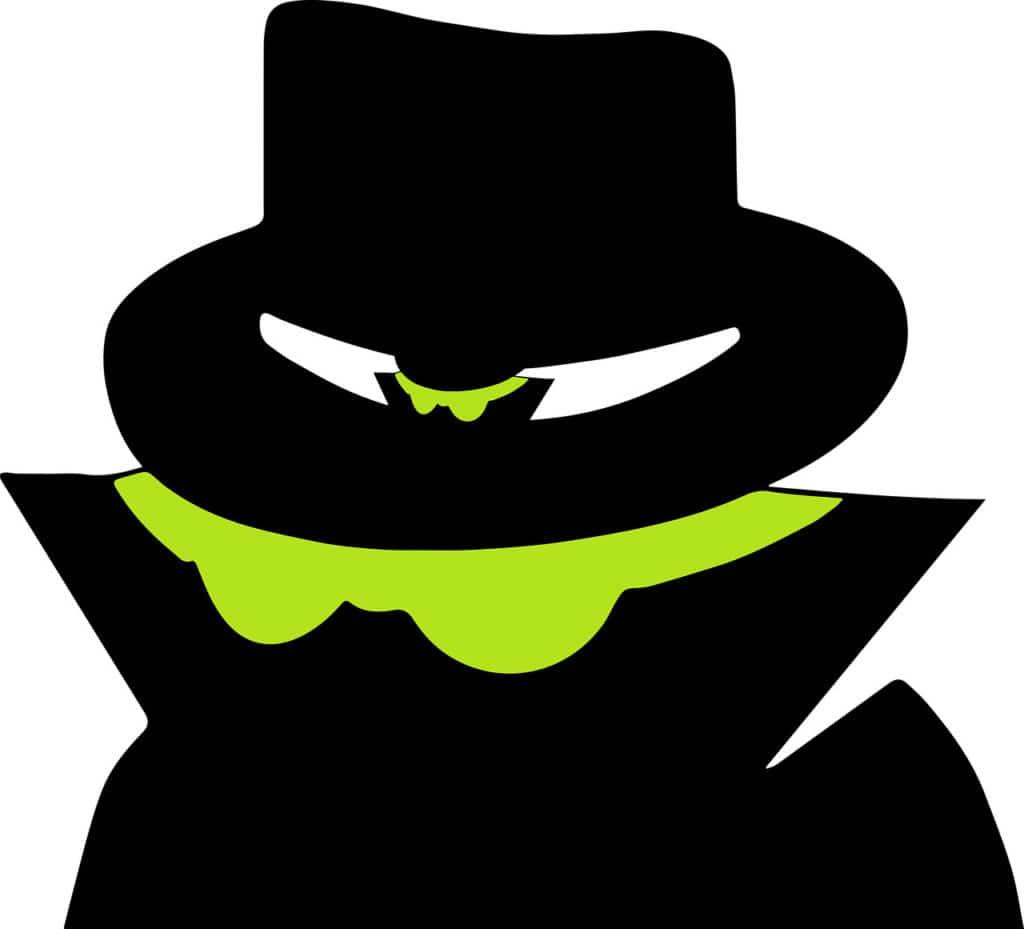 Incognito spy