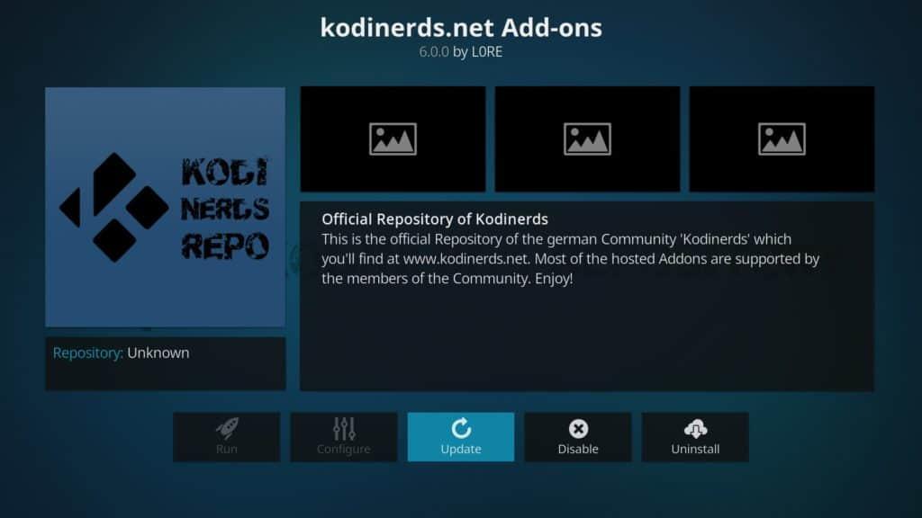 Kodinerd's repo