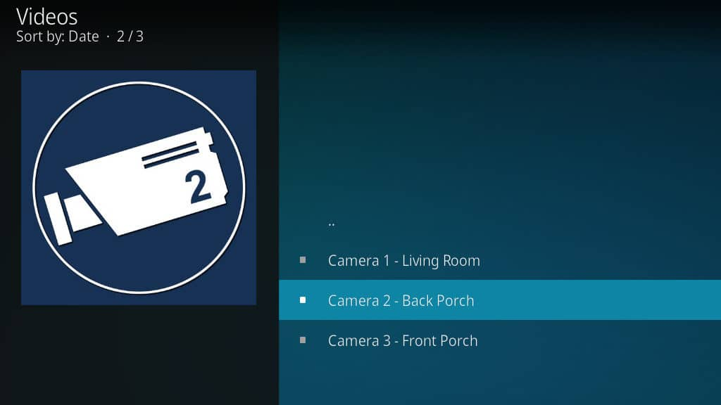Kodi Security Cameras - Surveillance Cameras