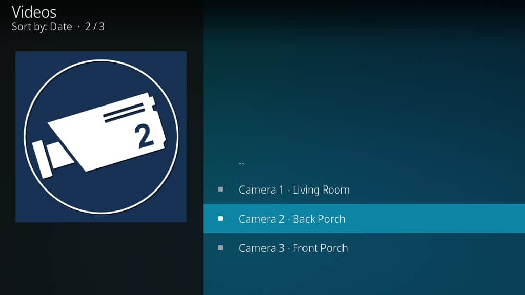 Here's how Kodi security cameras replace a $2,300 surveillance system