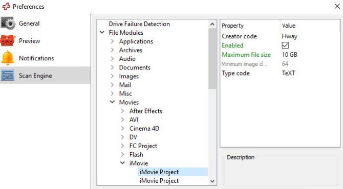 data rescue 5 screenshot