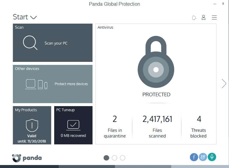 Panda Security Review 2018 How Good Is Panda Dome