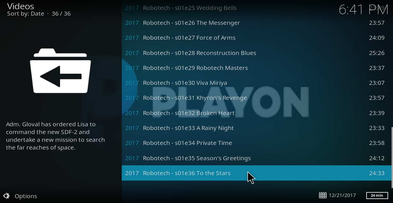 How to install and use the PlayOn Kodi addon | Comparitech