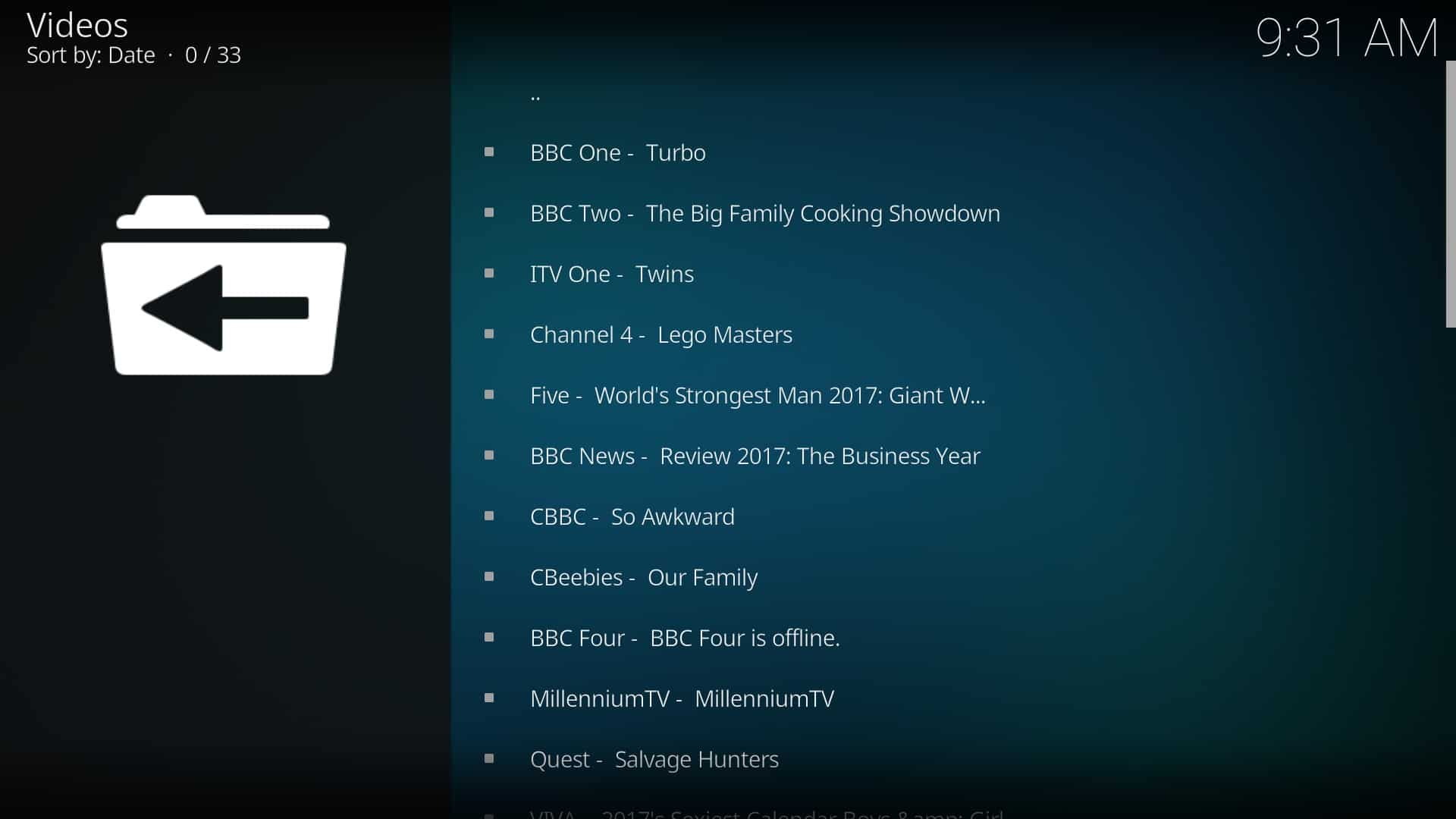 How to install + use TVCatchup Kodi addon safely & legally