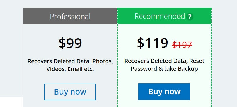 free data recovery vs paid
