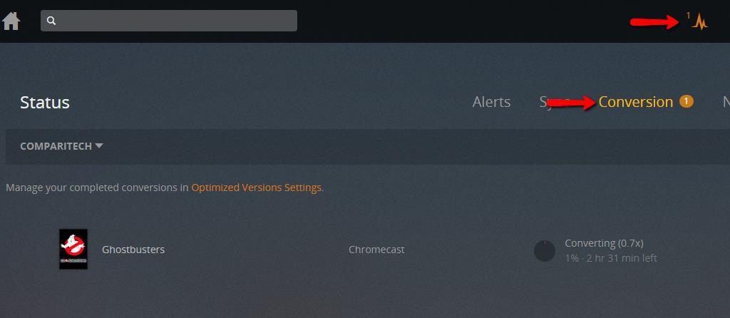 Plex on Chromecast - Optimizing video for Chromecast