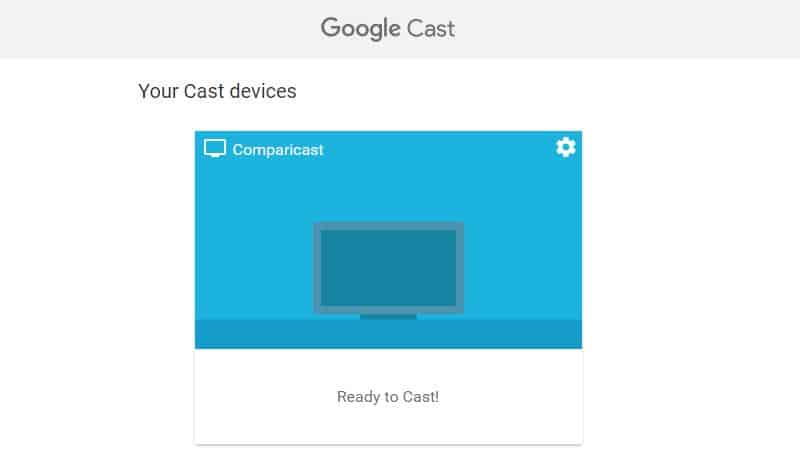 Plex on Chromecast - Setting up Chromecast