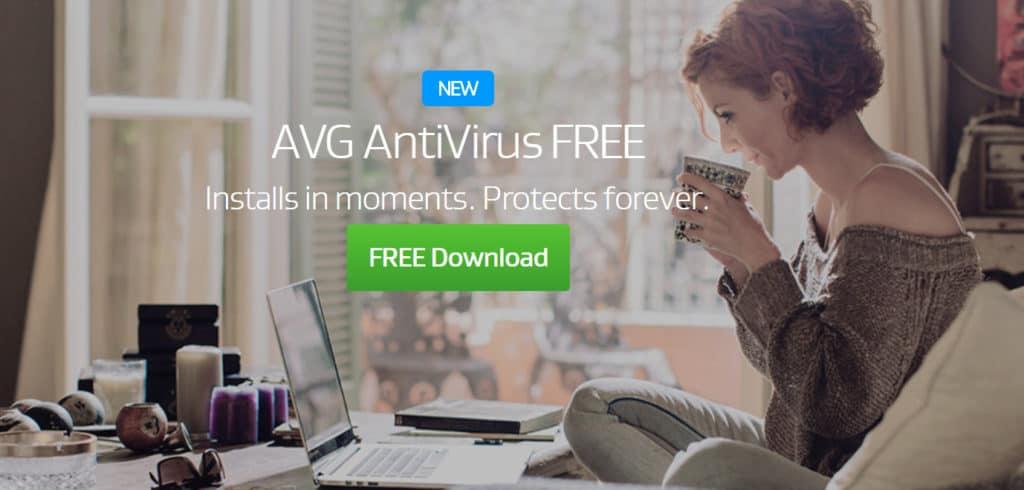 AVG windows