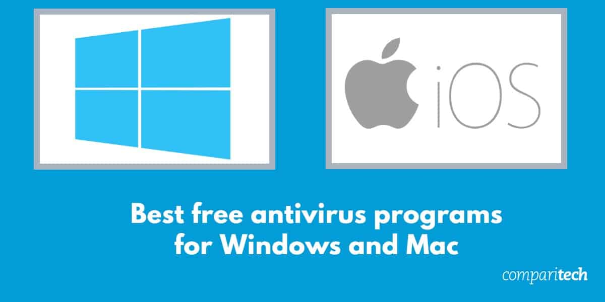 Best free antivirus programs for Windows and Mac