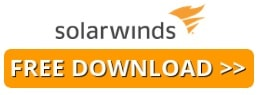 solarwinds download button