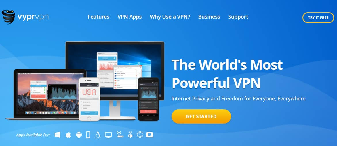 Best vpn android client