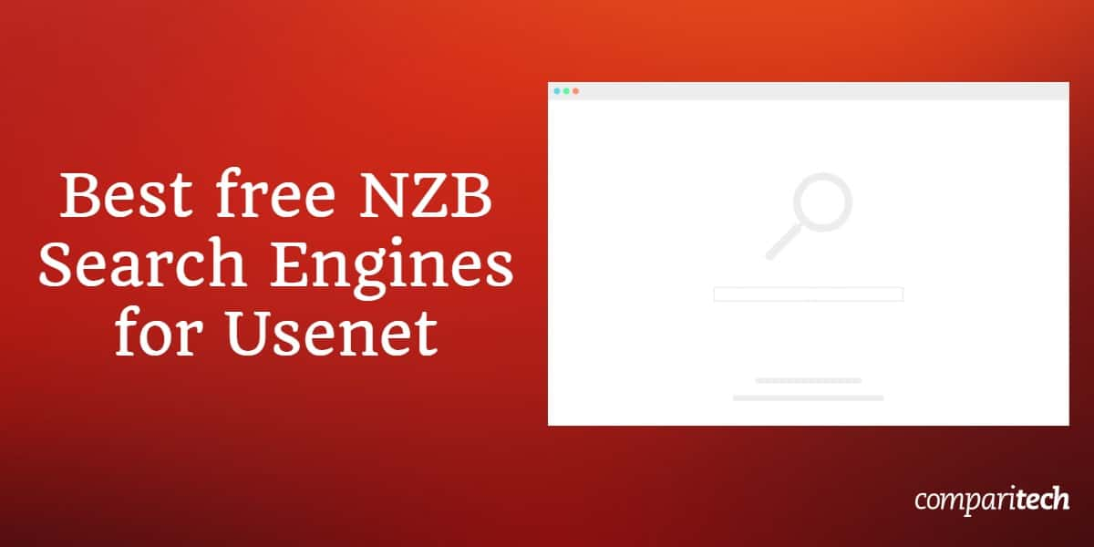 best free NZB Search Engines for Usenet