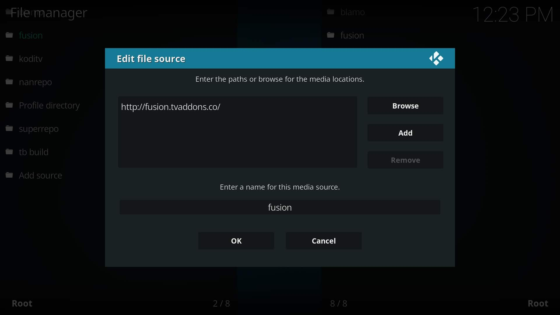"""How to fix """"Failed to install a dependency"""" error In Kodi"""