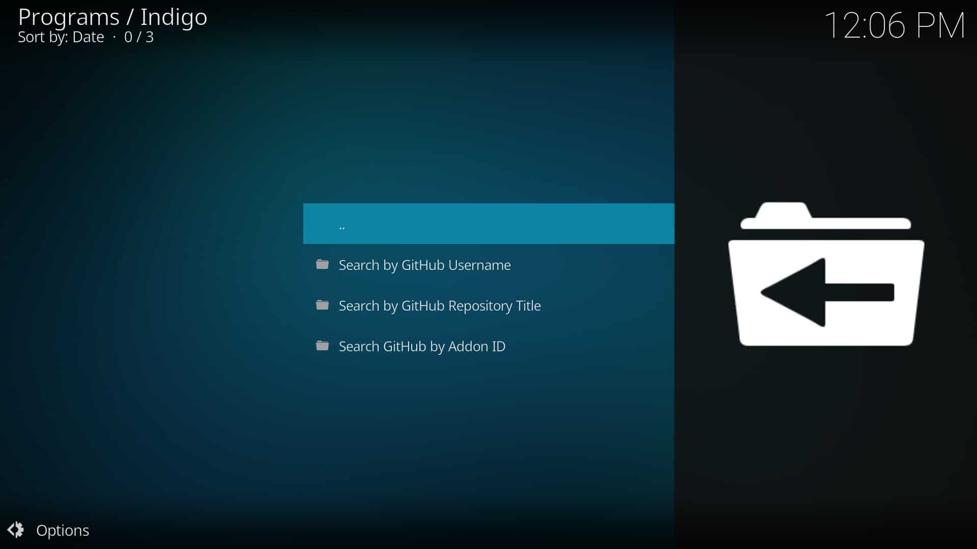 kodi file manager add source missing