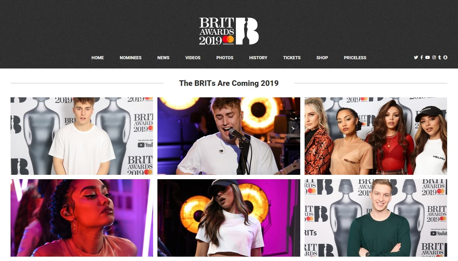 How to watch the Brit Awards 2019 online or on Kodi