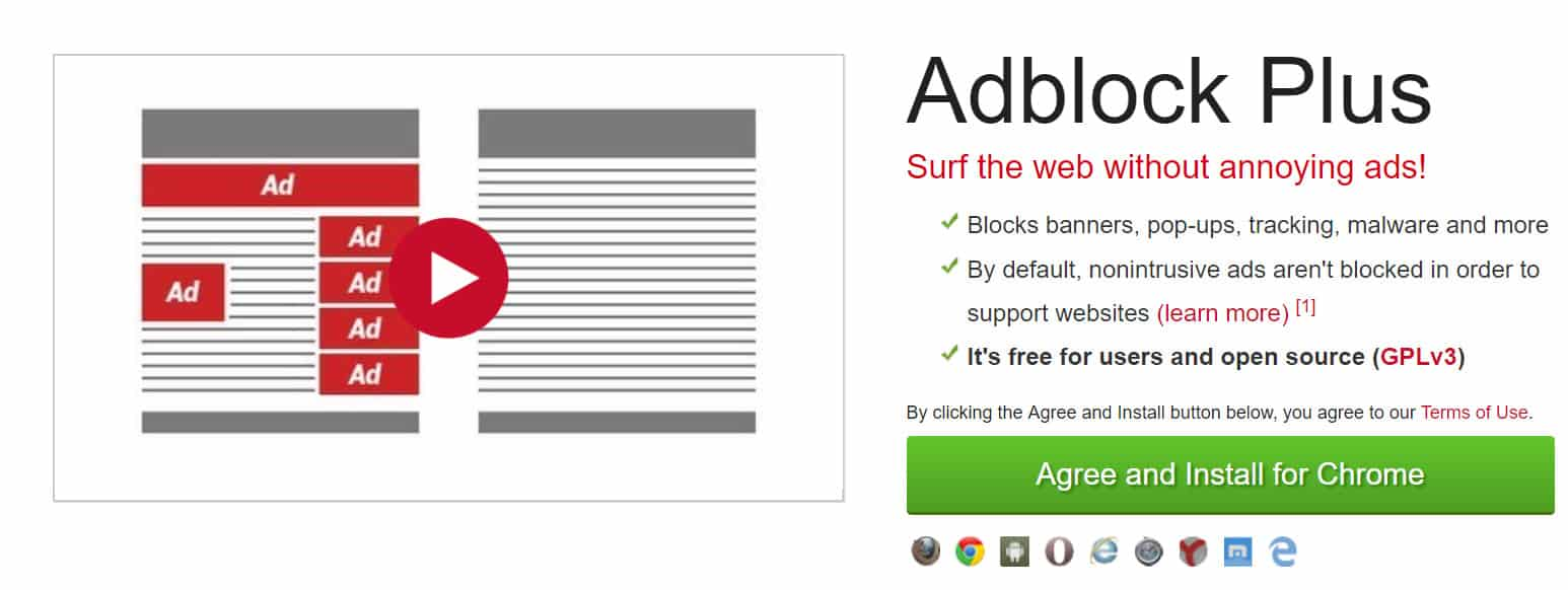 10 Best Free Ad Blockers To Remove Ads Popups For 2021 Comparitech