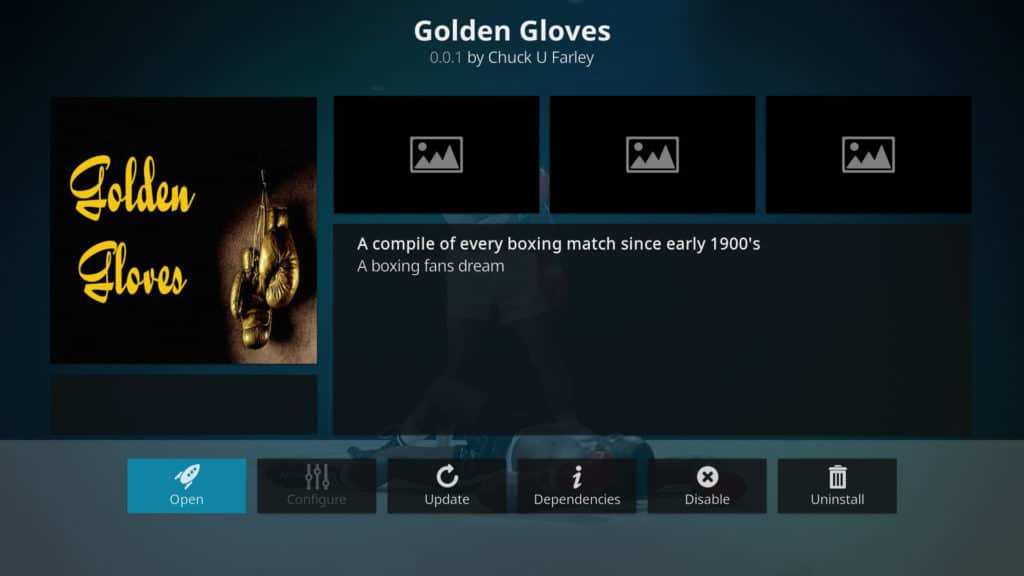 golde gloves