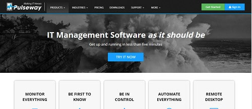 Pulseway IT Management Software
