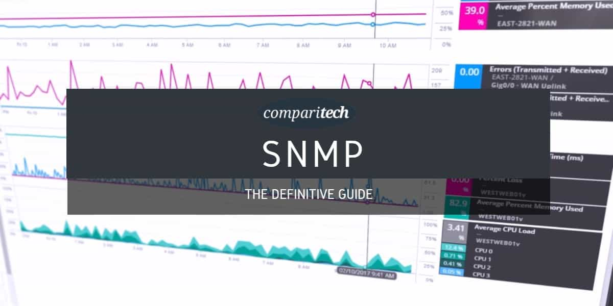 The 11 Best SNMP Monitoring Tools plus Ultimate SNMP Guide