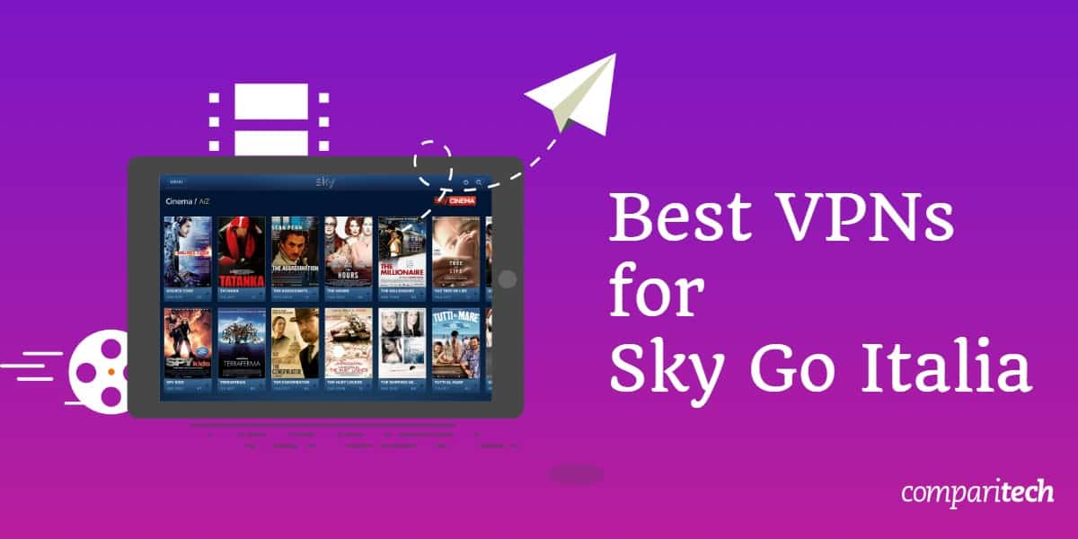 How To Watch Sky Go Italia Abroad Outside Italy With A Vpn