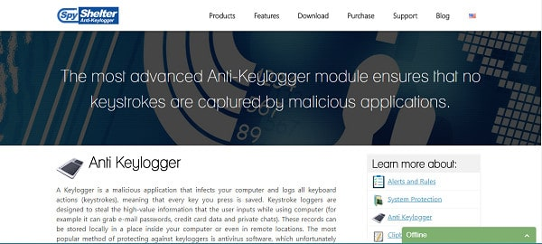 What is a keylogger and how can you avoid, detect and remove