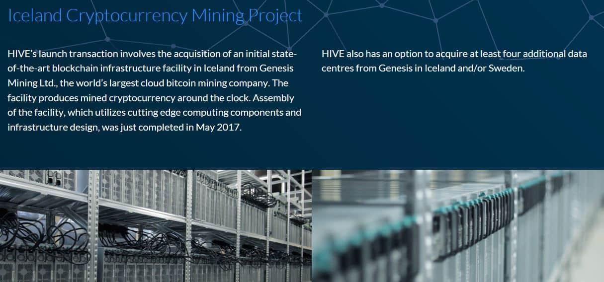 cloud mining blockchain