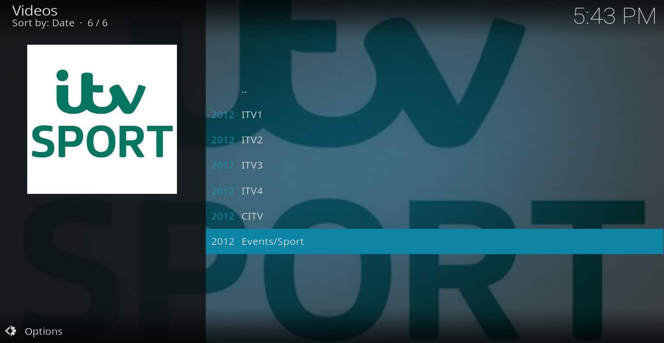 iTV Player Kodi addon: How to watch iTV Hub on Kodi