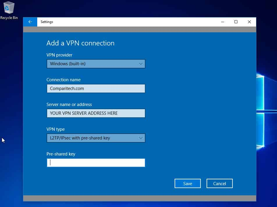 installing a vpn on windows 10 - 2
