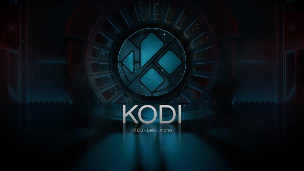 kodi 18 logo