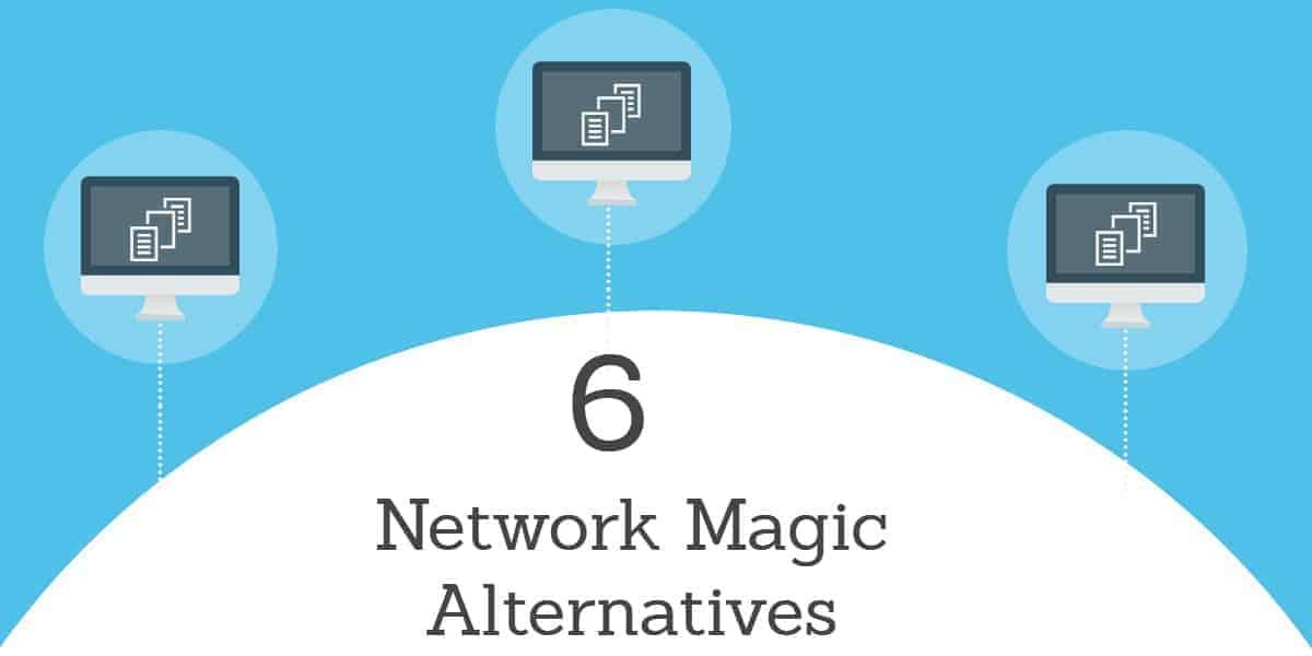 6 Alternatives to Cisco's Network Magic Pro | Comparitech