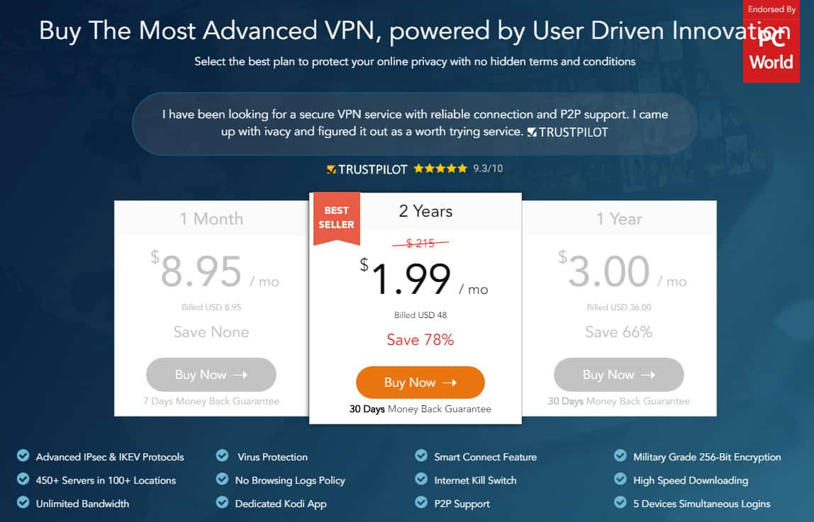 Ivacy VPN review 2019 | Is this Cheap VPN too Good to be True?